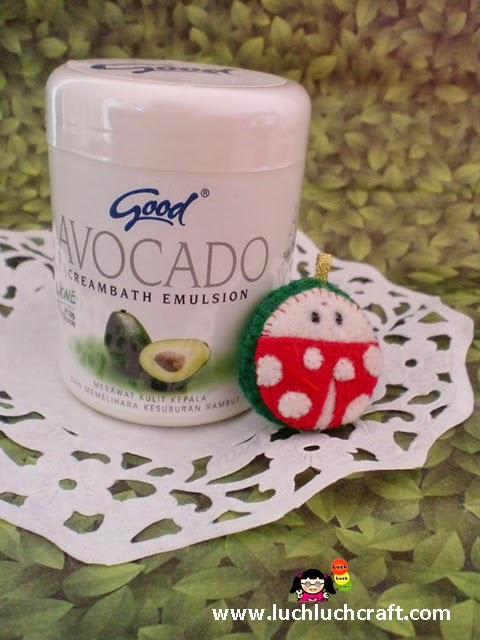 Beauty Review: Good Avocado Creambath Emulsion