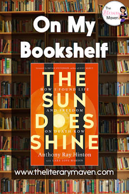 The Sun Does Shine: How I Found Life and Freedom on Death Row by Anthony Ray Hinton is a gripping memoir. Set just thirty years in the past, Anthony Ray Hinton's narration paints a clear picture of how slow change has been (if much has changed at all) for black men in the South. Read on for more of my review and ideas for classroom application.