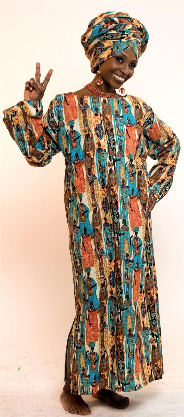 Fashionable African Dresses