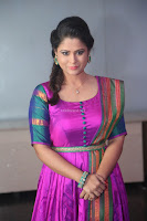 Shilpa Chakravarthy in Purple tight Ethnic Dress ~  Exclusive Celebrities Galleries 043.JPG