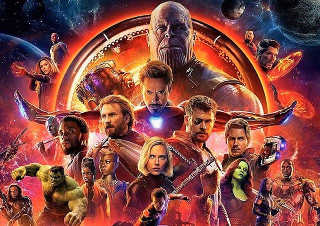 Avengers: Infinity War y las cintas de superhéroes