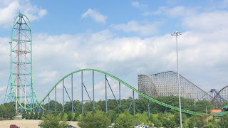 Kingda Ka, Tallest Coaster in the World