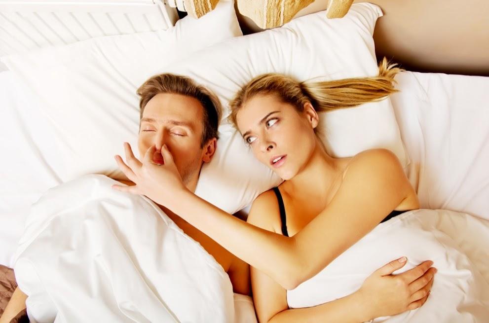 Jak żyć z bezdechowcem /część 1/ - jak przekonać partnera do podjęcia terapii