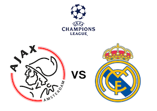 ajax vs. real madrid