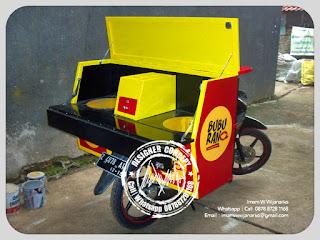 produksi gerobak motor bubur ayam