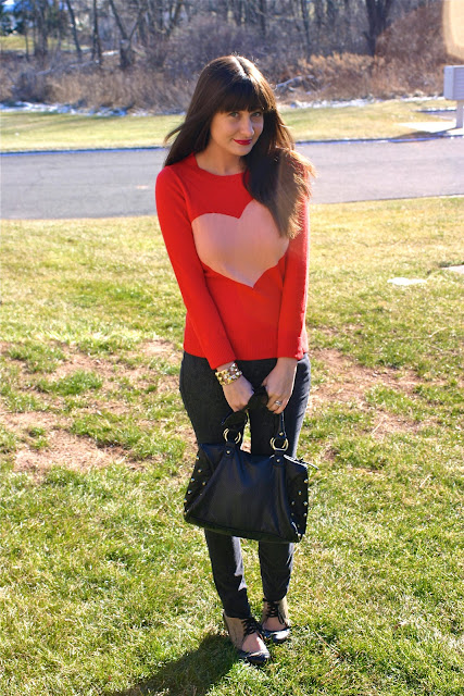 J Crew Tippi Heart Sweater House Of Jeffers