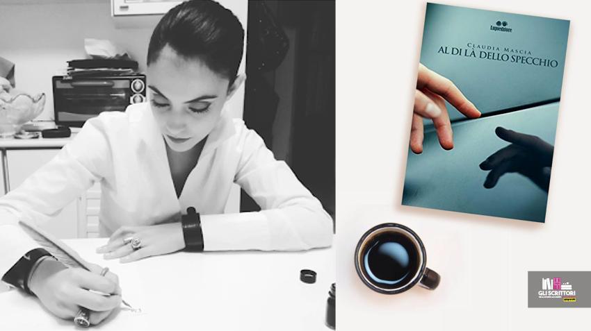 Scrittori, intervista a Claudia Mascia: «ho iniziato a scrivere per ritrovare un po' di luce»