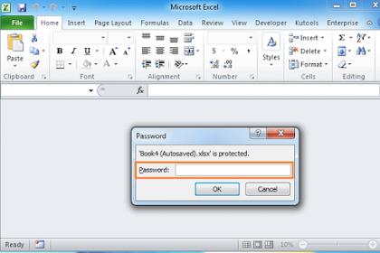 Beginilah Caraterbaru Menghilangkan Password Excel yang Lupa
