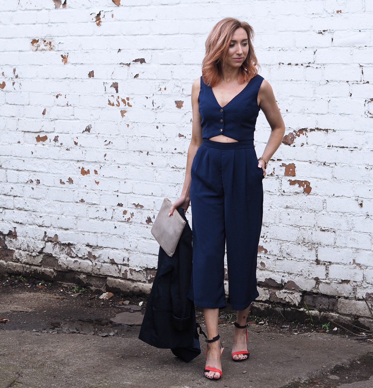 Little Mistress Jumpsuit from the Chloe Lewis Collection on the Rock on Holly Blog