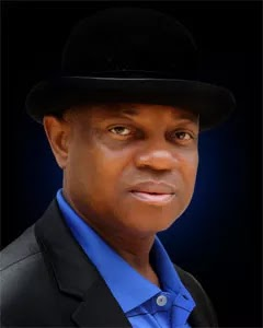 President on Niger Delta and Coordinator of the Amnesty Programme, Gen. Paul Boroh (Rtd)