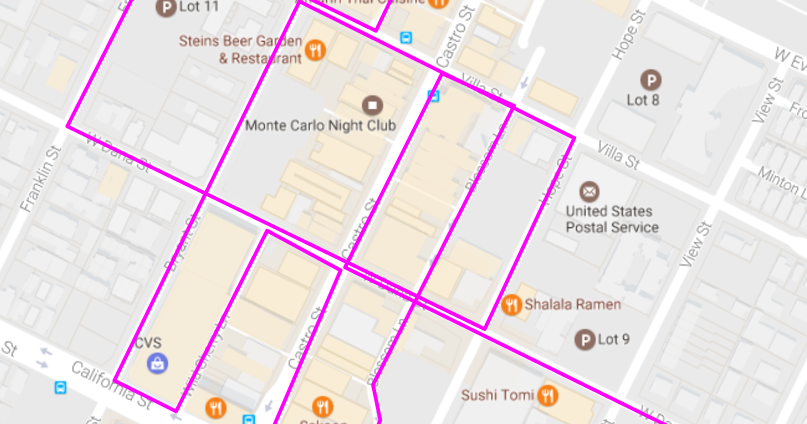 Google AI Blog: Using Machine Learning to Predict Parking