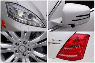 Mercedes car Accessories inside and outside