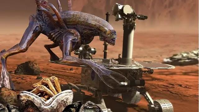 «Άγνωστα πλάσματα» κινούνται στην επιφάνεια του πλανήτη Άρη;