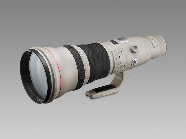 Canon EF 800mm f/5.6 L USM lens