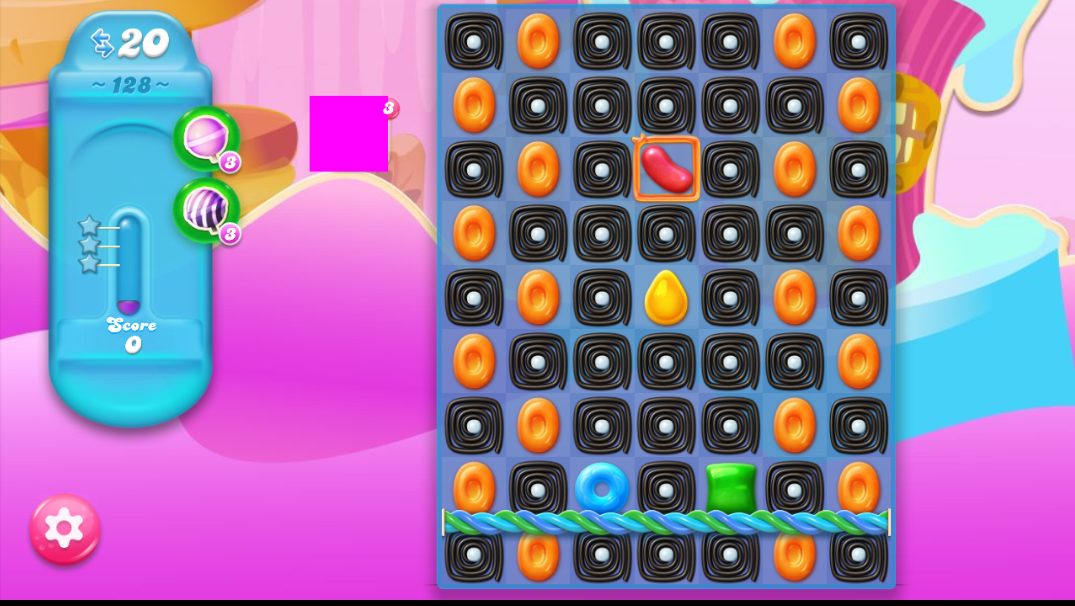 Candy Crush Jelly Saga 128