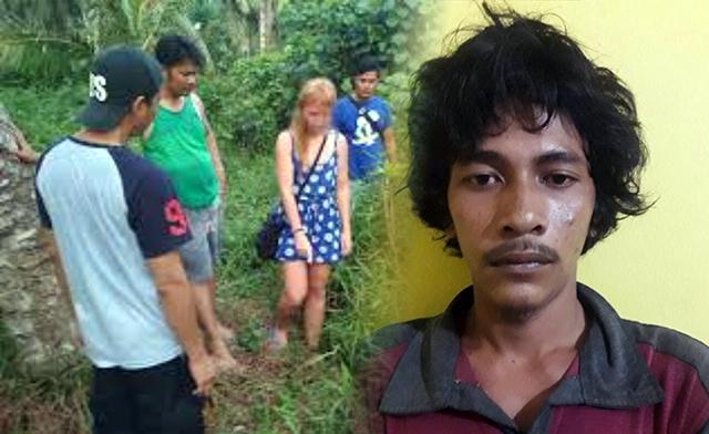 Bule Cantik Diperkosa Petani di Semak Pulau Mentawai, Pelaku Terancam 12 Tahun