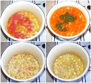 preparare supa de legume, mancarusri cu legume preparate culinare de vara, retete culinare,
