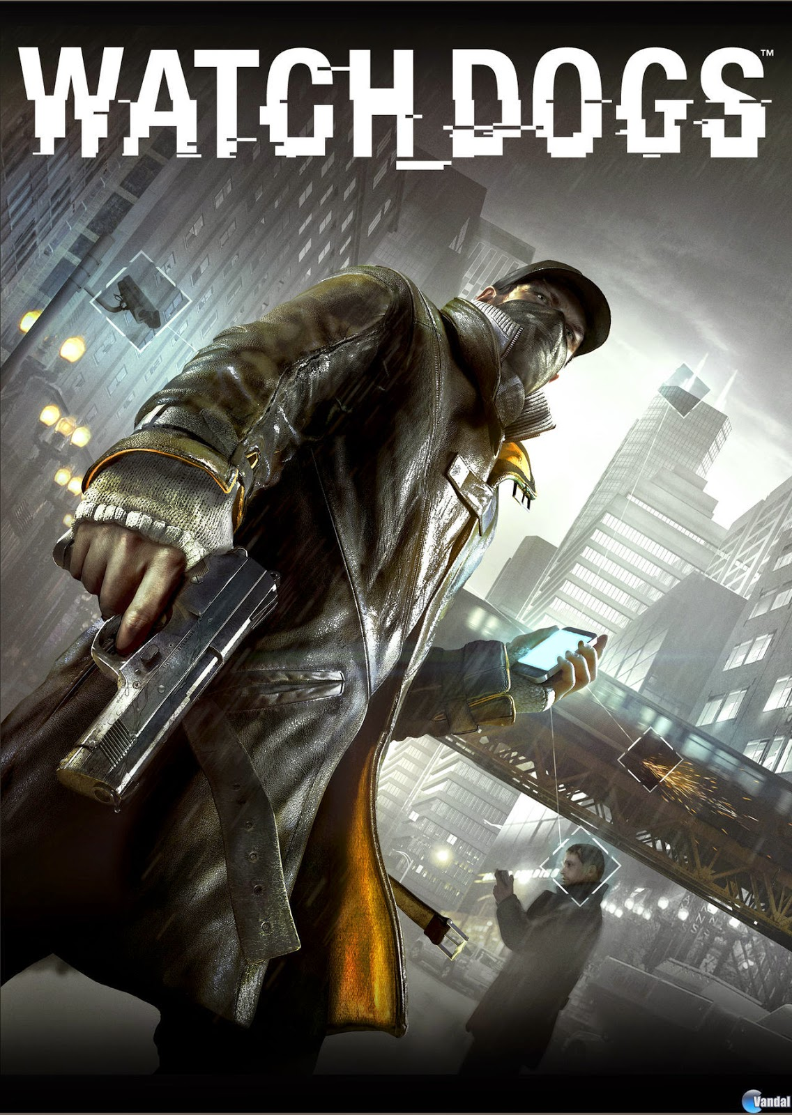 Watch Dogs Highly compressed Game download pc