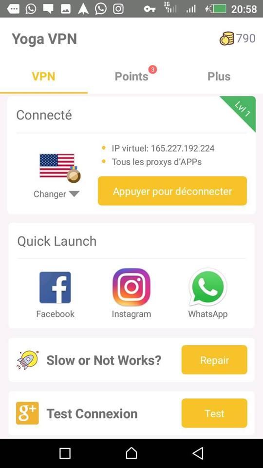 Raid: Yoga VPN Free Unlimited Internet Trick On Zong - TECH FOE