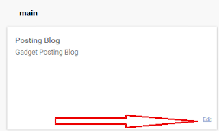 Mengatur jumlah postingan artikel lewat tata letak