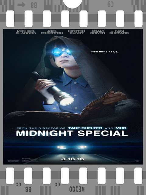 MIDNIGHT SPECIAL (2016) ...MICHAEL SHANNON, ADAM DRIVER And KIRSTEN DUNST Take On The SUPERNATURAL!!!