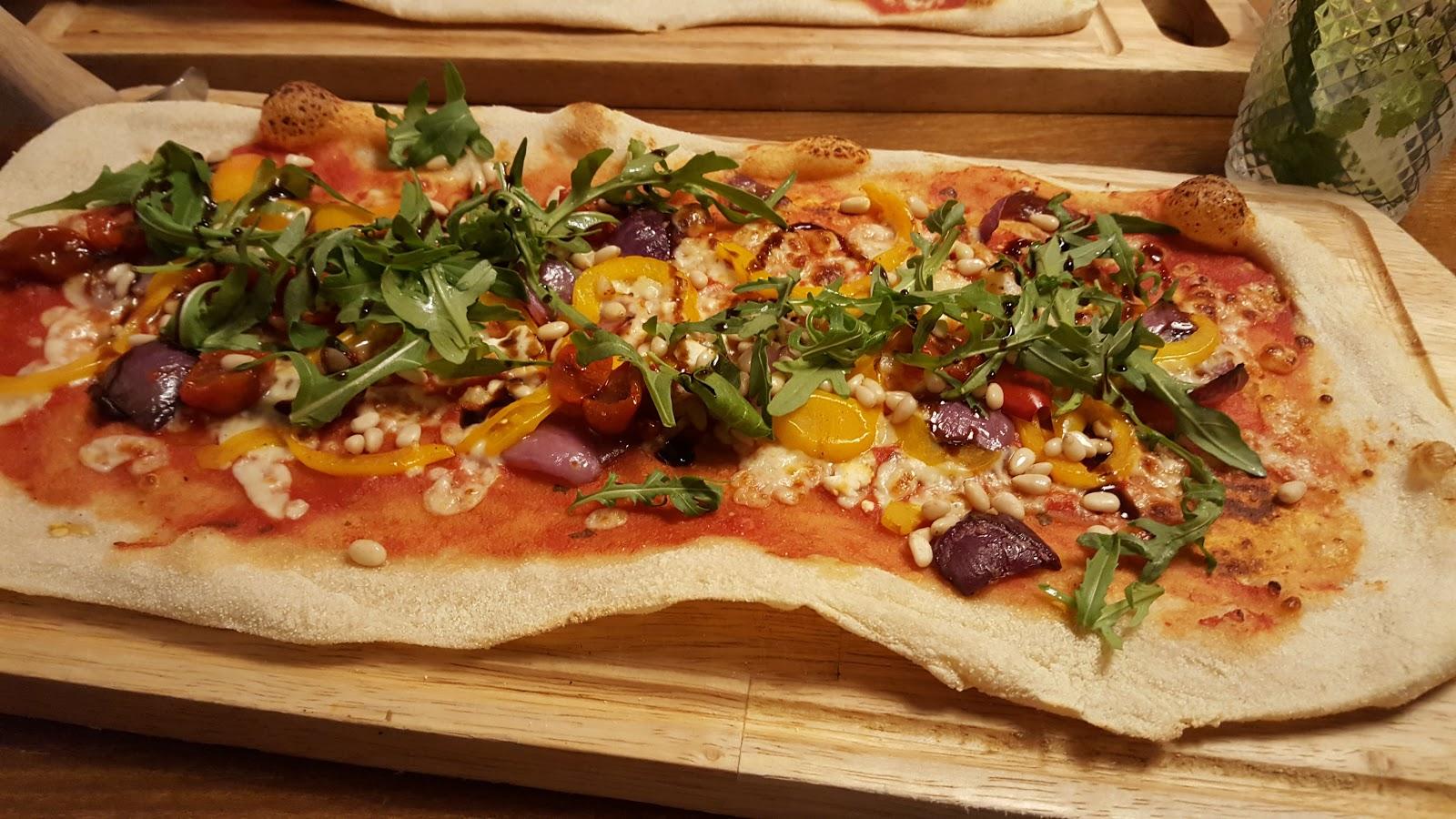 Bella Italia Campagna Pizza