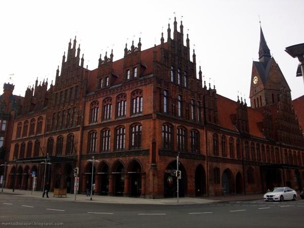 Altes Rathaus - Municipio antiguo de Hannover