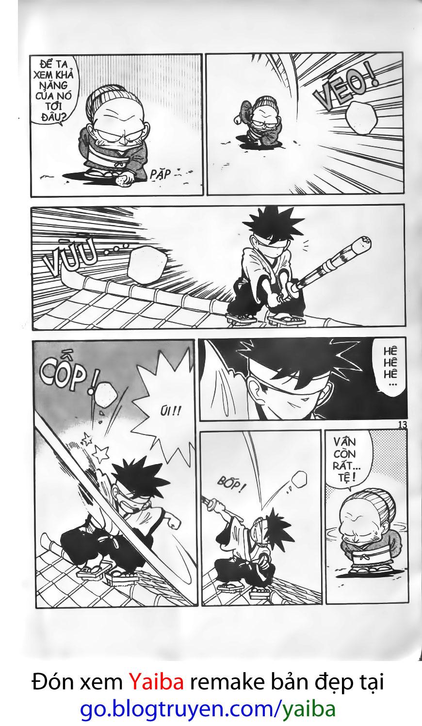 Yaiba chap 10 trang 11