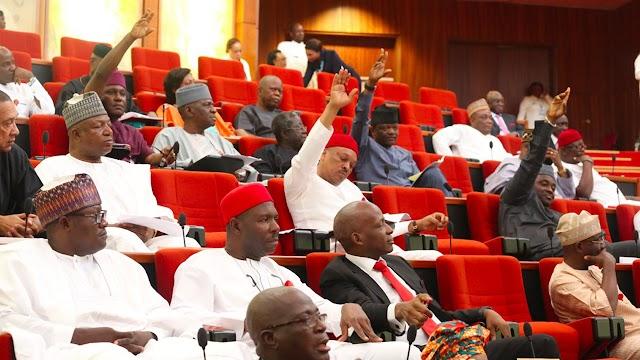 BREAKING NEWS:  FOUR MORE APC SENATORS JOIN PDP