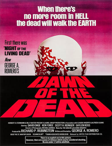 Ver Zombi (Dawn of the Dead) (1978) Online