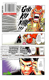 "Manga: Reseña de ""One Punch-Man"" (ワンパンマン) vol. #11 de One y Yusuke Murata [IVRÉA]."