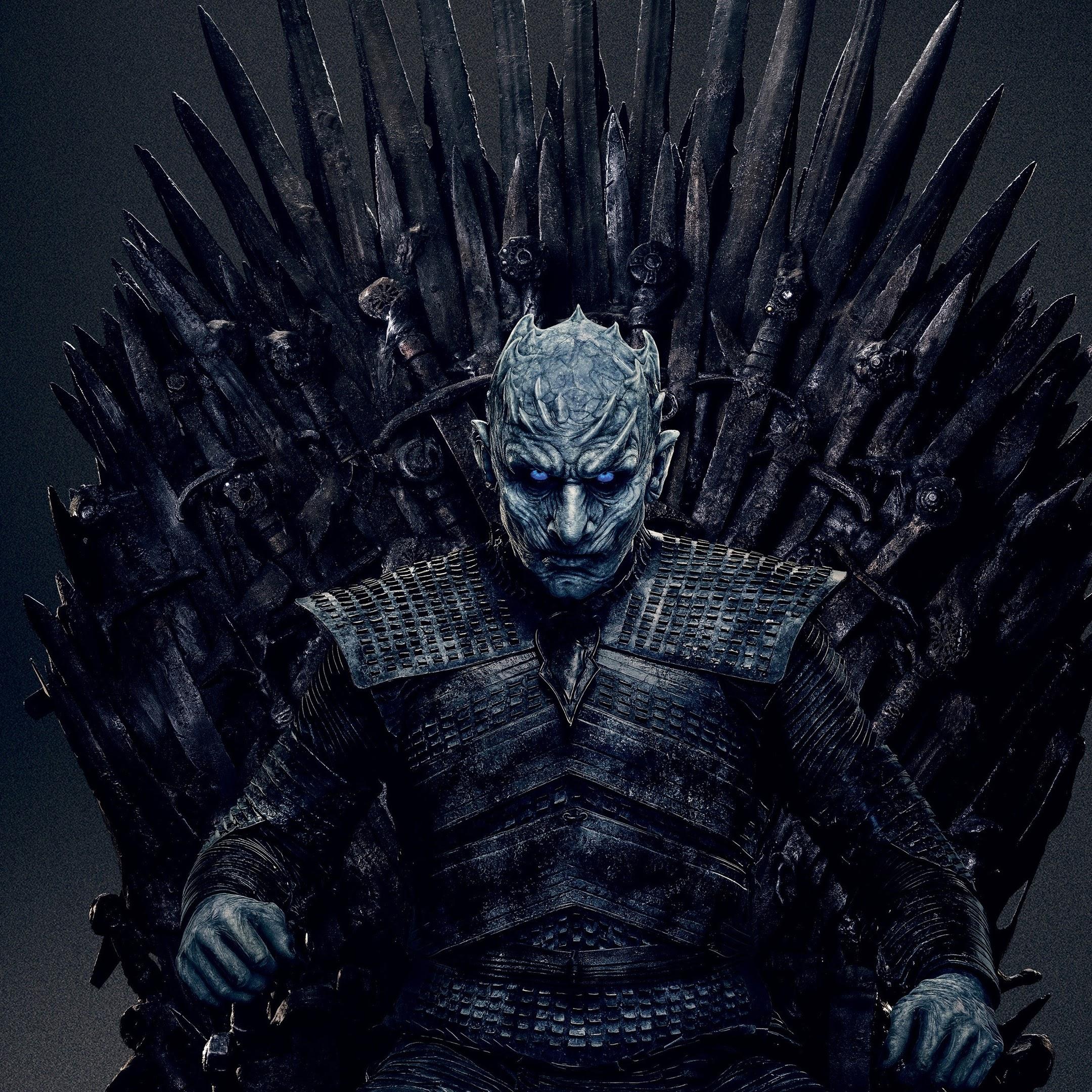 Night King, Game Of Thrones, Season 8, 4K, #65 Wallpaper