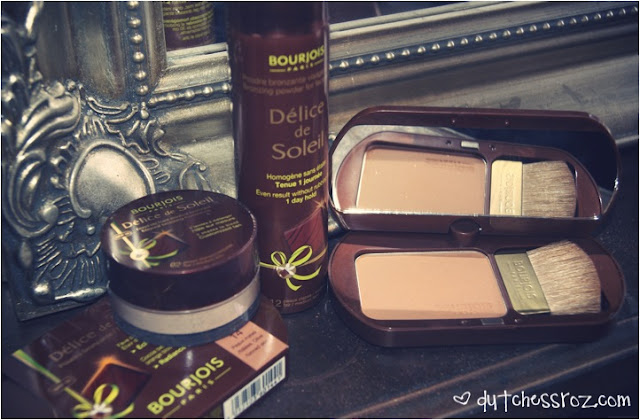 BourjoisBronze Bourjois   Delice de Soleil Bronzing Collection