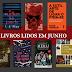 Livros Lidos em Junho de 2018