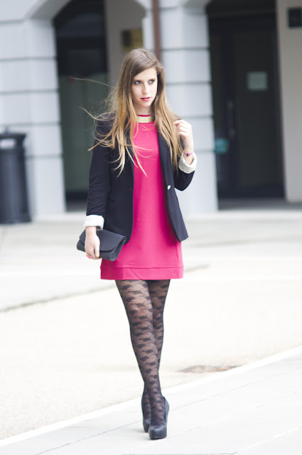 Fabulous Dressed Blogger Woman Elenora From Italy