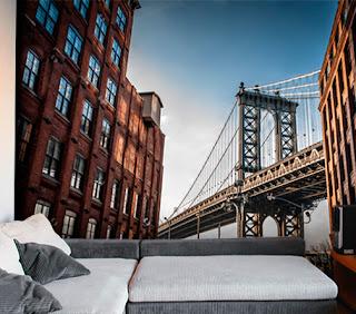 FOTOMURAL NEW YORK CLASICO