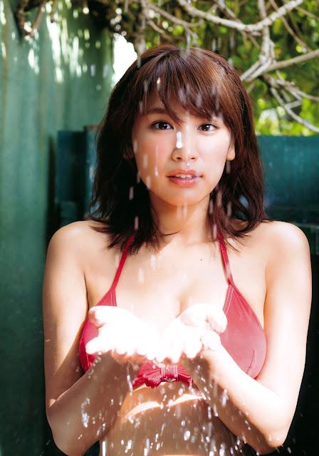 Hisamatsu Ikumi 久松郁実 La iku Photobook 08