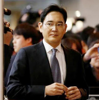 Samsung leader Lee Jae-yong arrested in bribery probe