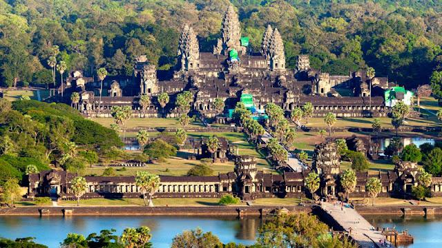 Angkor wat Lord Shiva temple