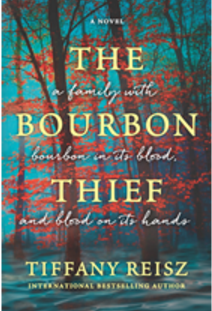 the bourbon theif cover