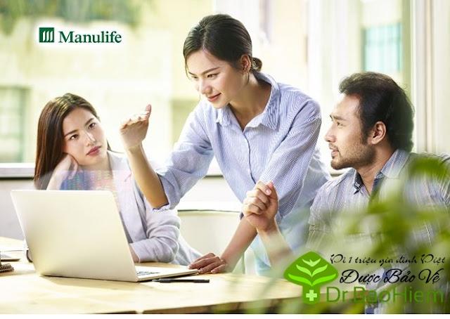 Bảo hiểm liên kết đơn vị của Manulife