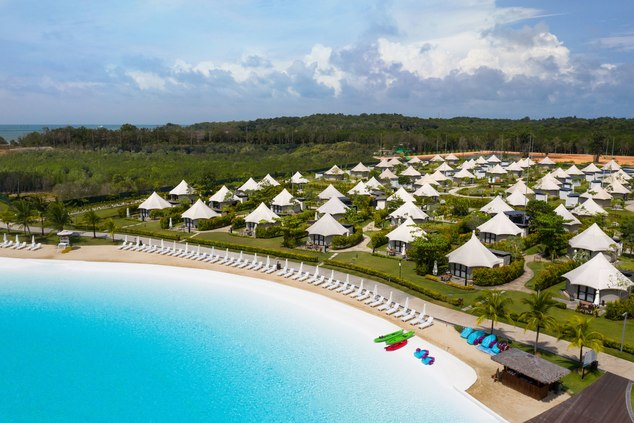 13 Best Marriott Bonvoy Category 5 Hotels & Resorts in Asia