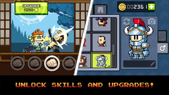 Dan the Man: Action Platformer Apk+Data Free on Android Game Download