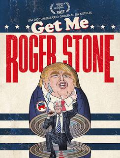 Get Me Roger Stone - HDRip Dual Áudio