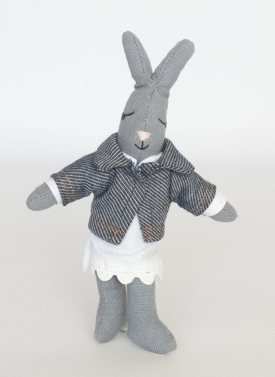 maskotka króliczek