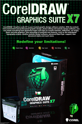 Corel Draw X7 download gratis