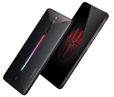Nubia Red Magic Gaming Phone with Snapdragon 835 Launched for Rs 29,999
