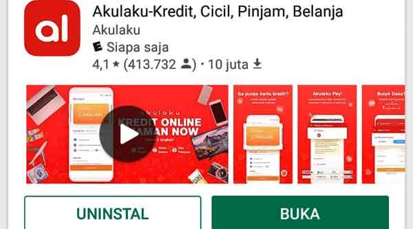 download aplikasi akulaku untuk kredit dan promo makanan gratis
