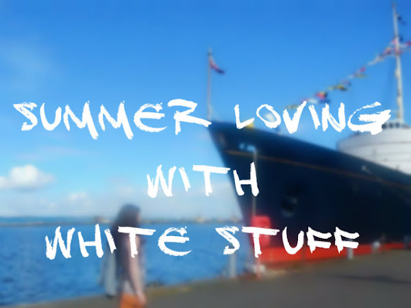 Summer Loving with White Stuff