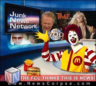 how media exaggerates the truth media